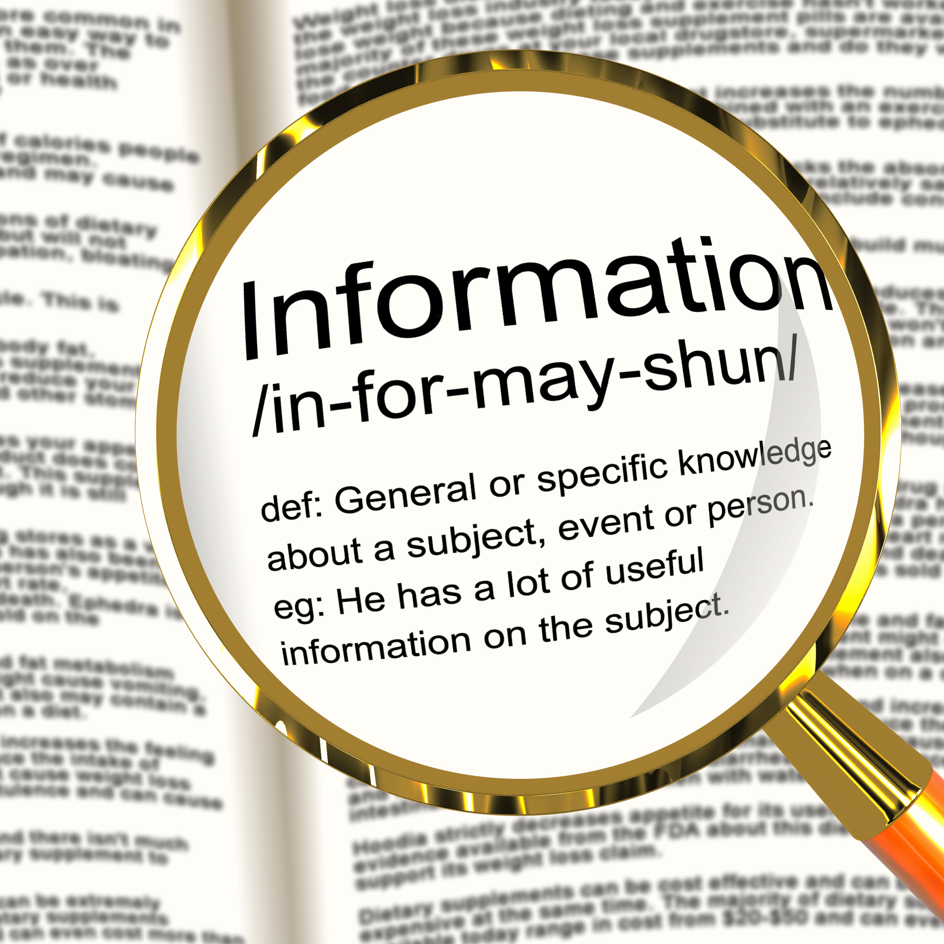 The Democratisation of Information (and how it affects your profession)