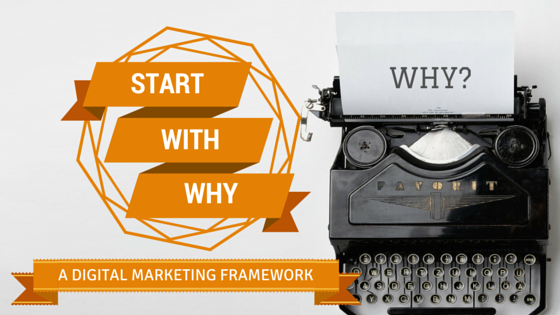 Start with Why: A Digital Marketing Framework
