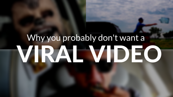 Why you probably don't want a Viral video