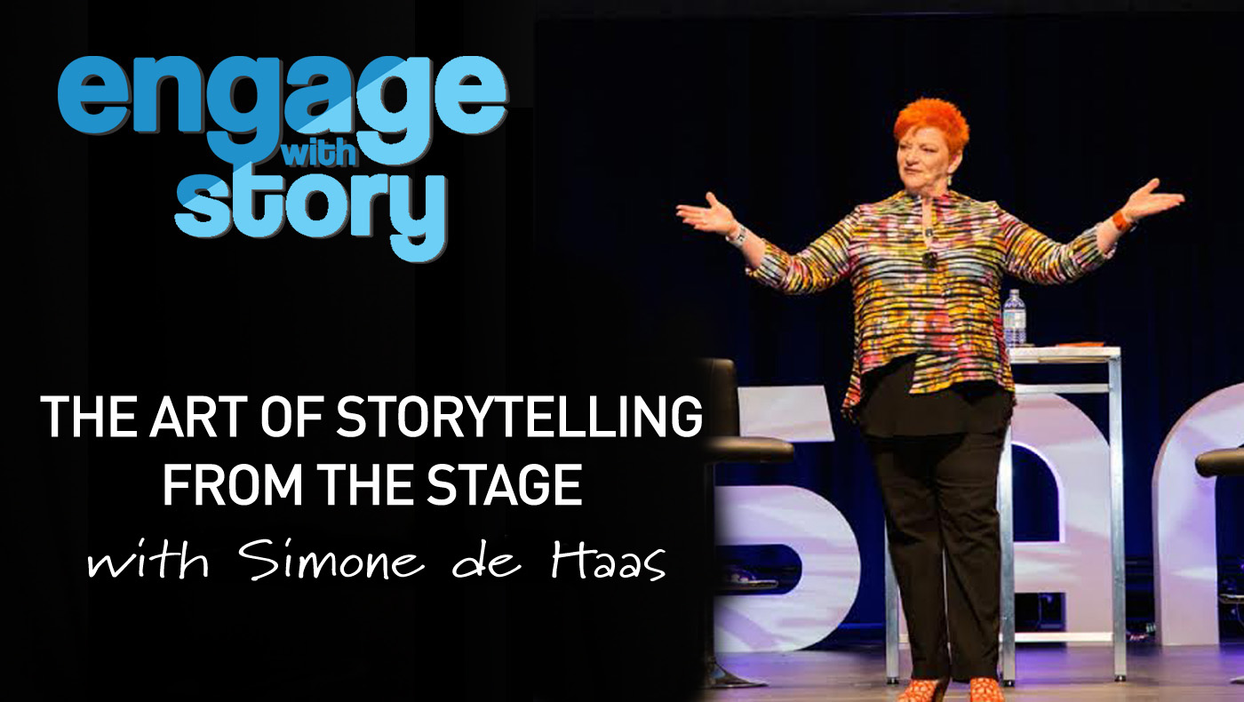 The Art of Storytelling from the Stage