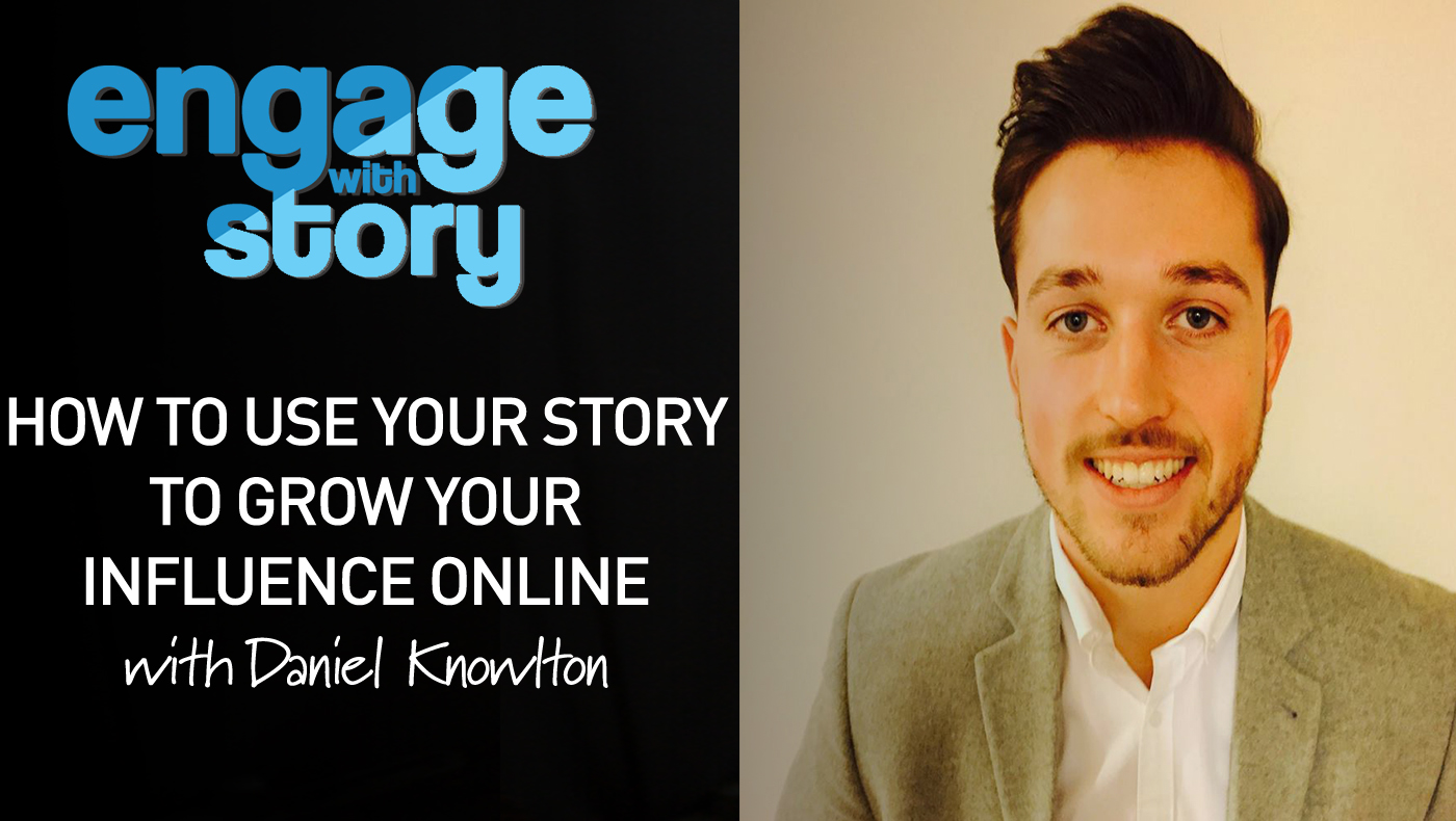 How to Use Story to Grow Your Influence Online
