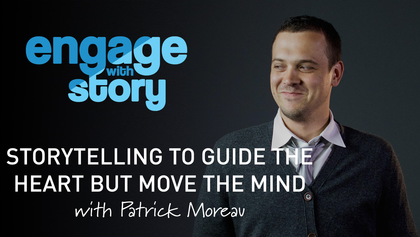 Storytelling to Guide the Heart but Move the Mind
