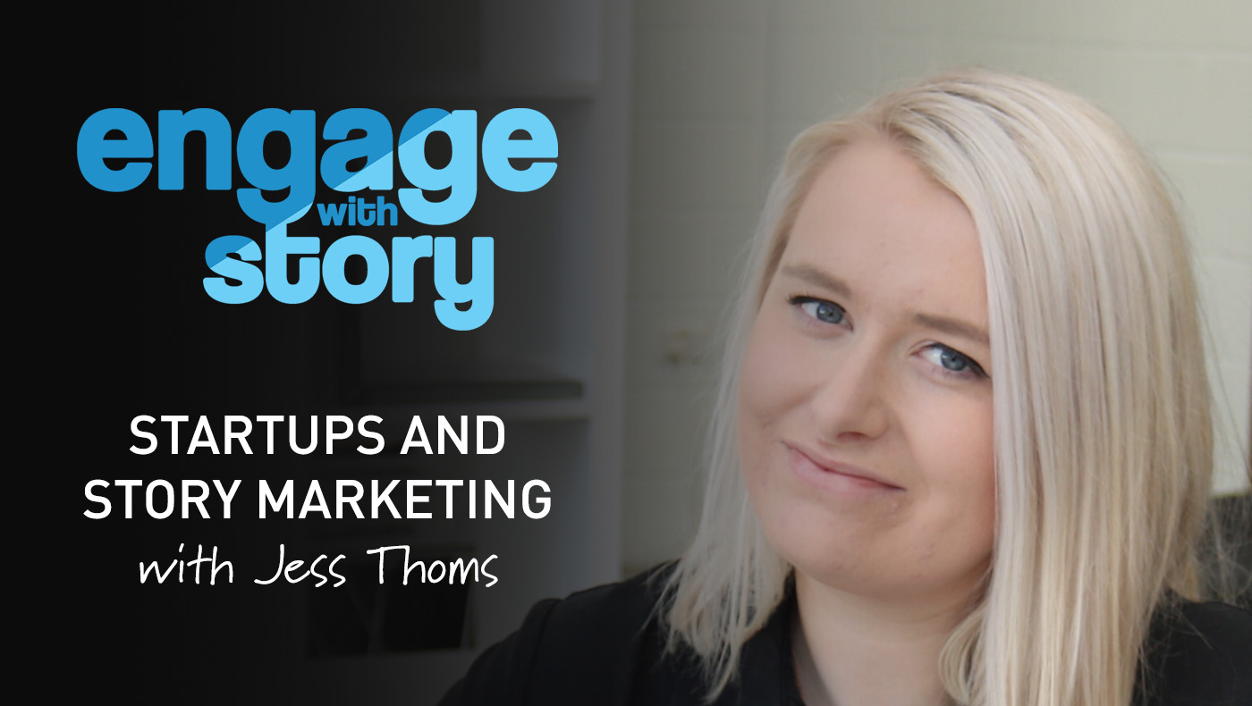 Startups and Story Marketing