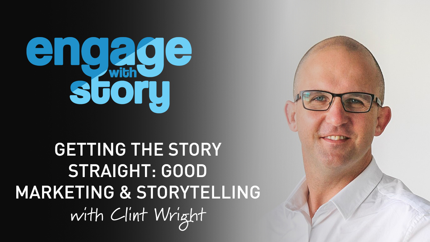 Getting the Story Straight: Good Marketing & Consistent Storytelling