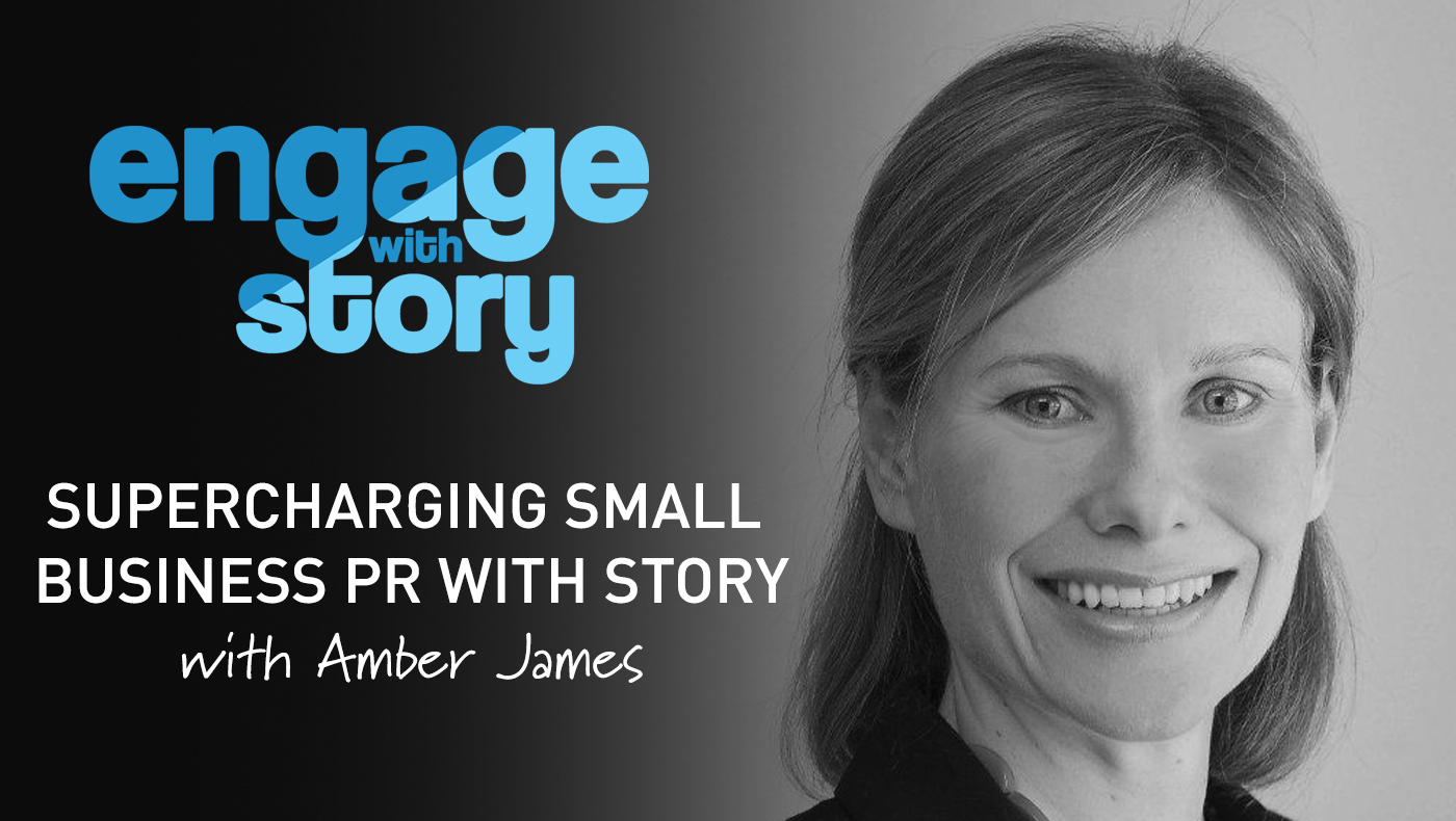 Supercharging Small Business PR with Story
