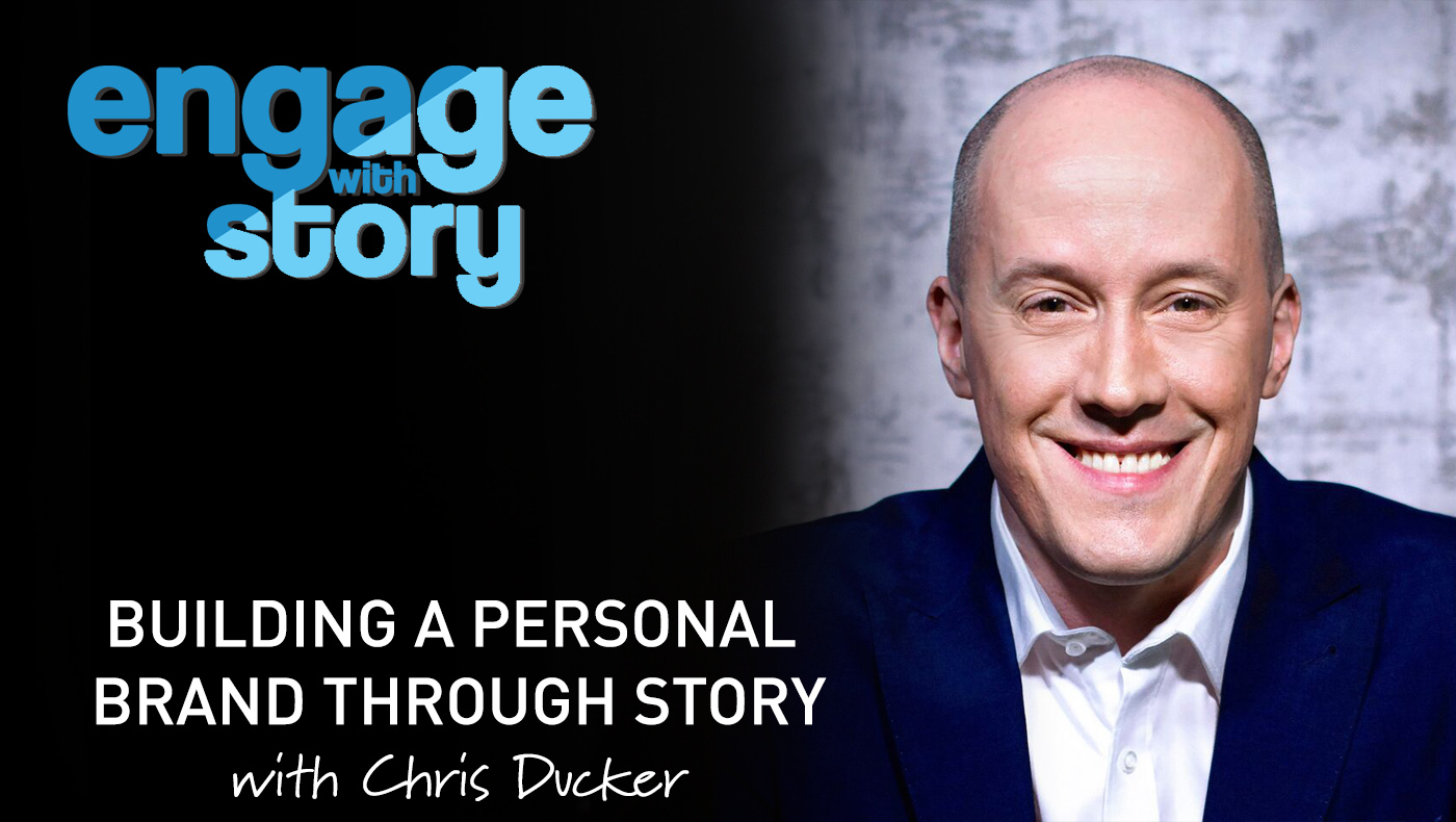 Building a Personal Brand through Story