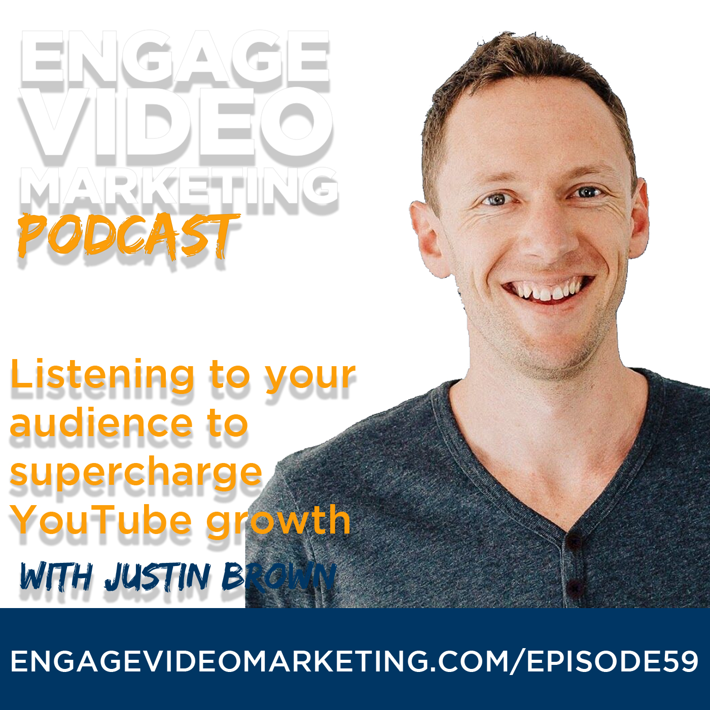 Listening to Your Audience to Supercharge YouTube Growth with Justin Brown
