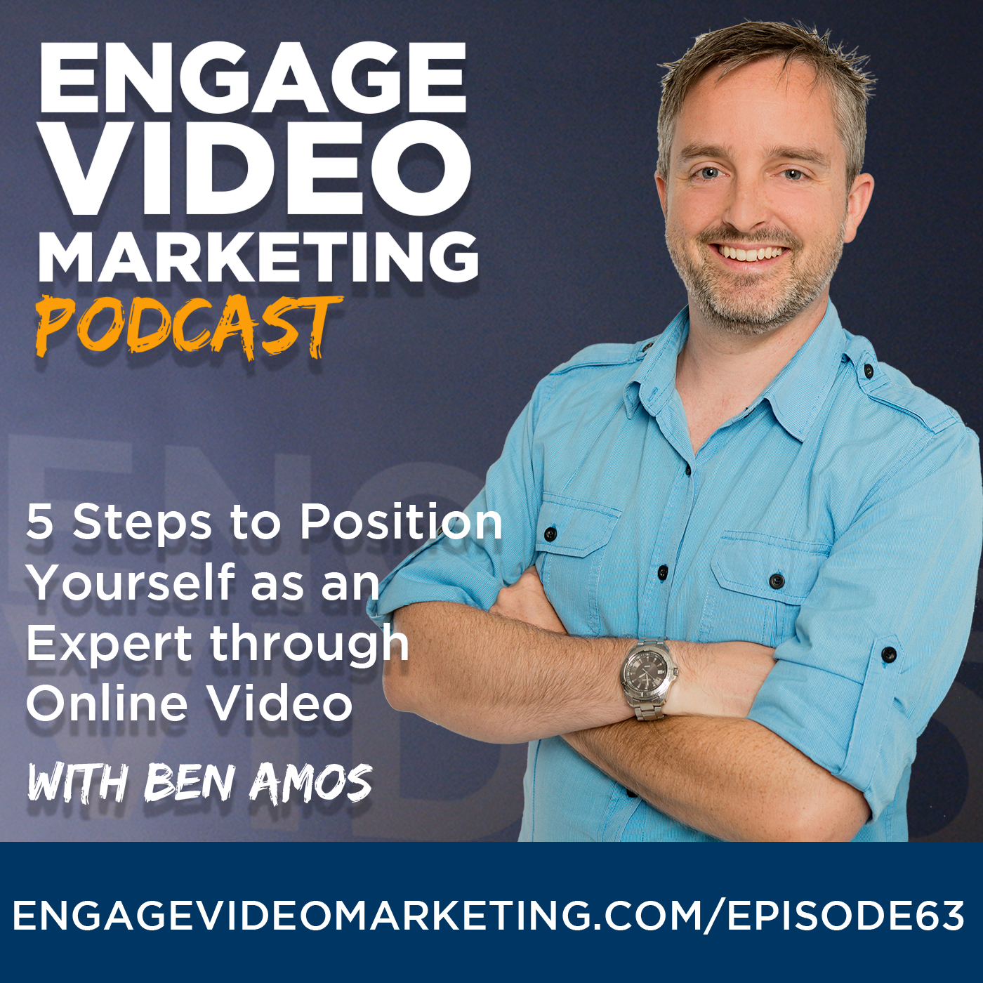 5 Steps to Position Yourself as an Expert through Online Video