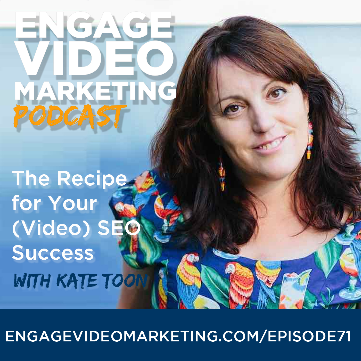The Recipe for Your (Video) SEO Success with Kate Toon
