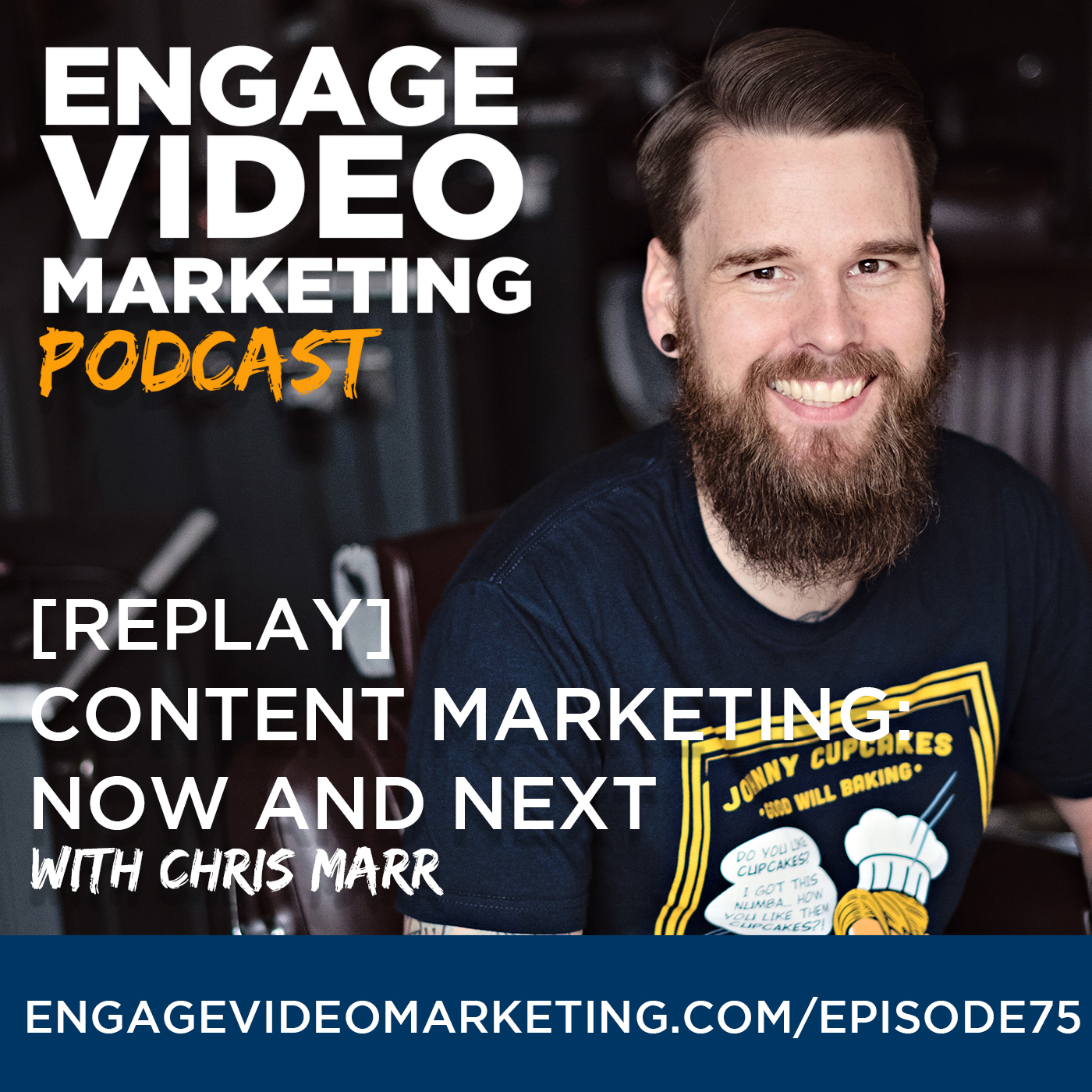 Hottest episode of 2018: Content Marketing – Now and Next with Chris Marr from the Content Marketing Academy