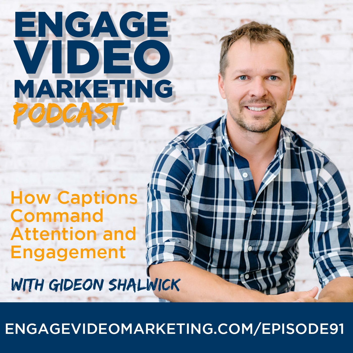 How Captions Command Attention and Engagement with Gideon Shalwick