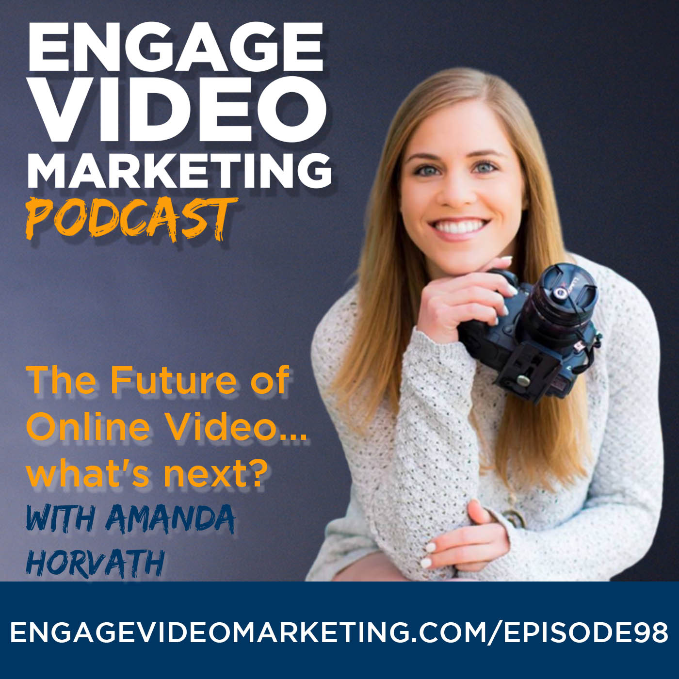 The Future of Online Video… what's next? (with Amanda Horvath)