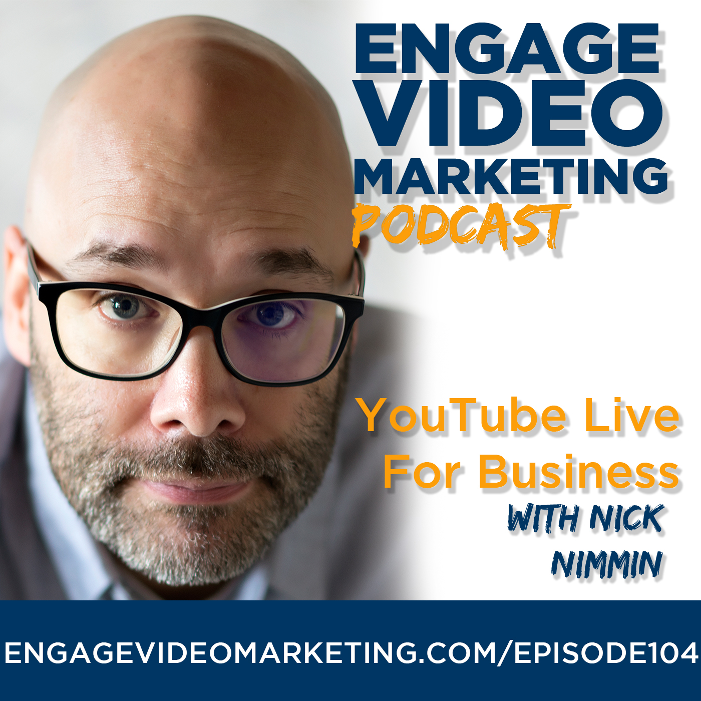 YouTube Live for Business with Nick Nimmin
