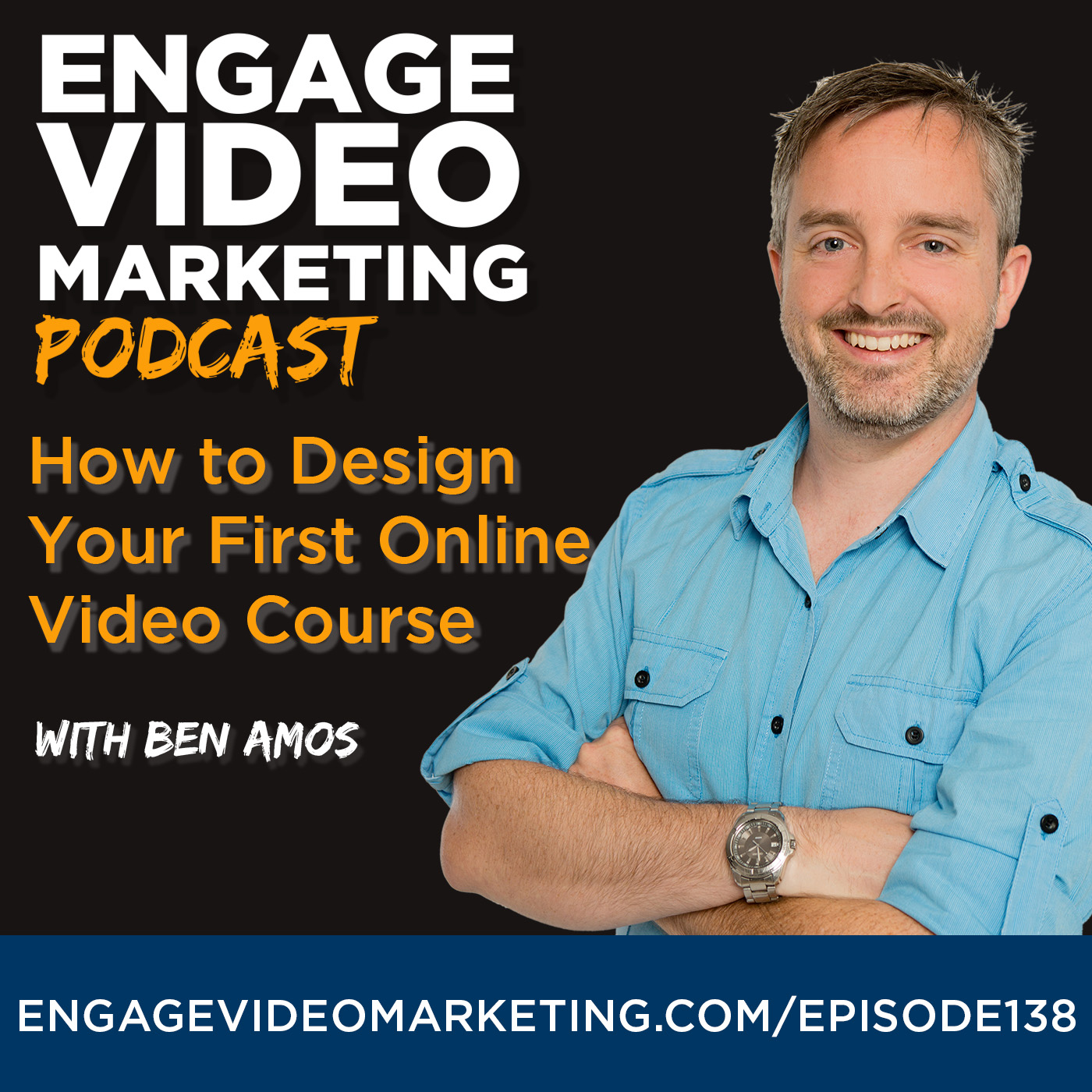How to Design Your First Online Video Course with Ben Amos