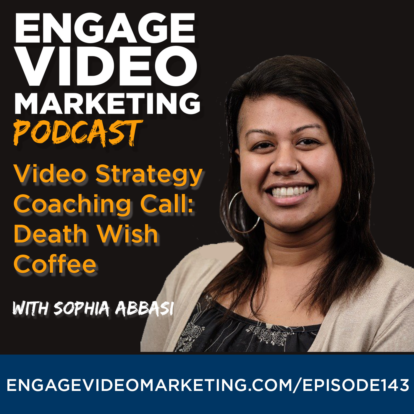 Video Strategy Coaching Call with Sophia Abbasi from Death Wish Coffee
