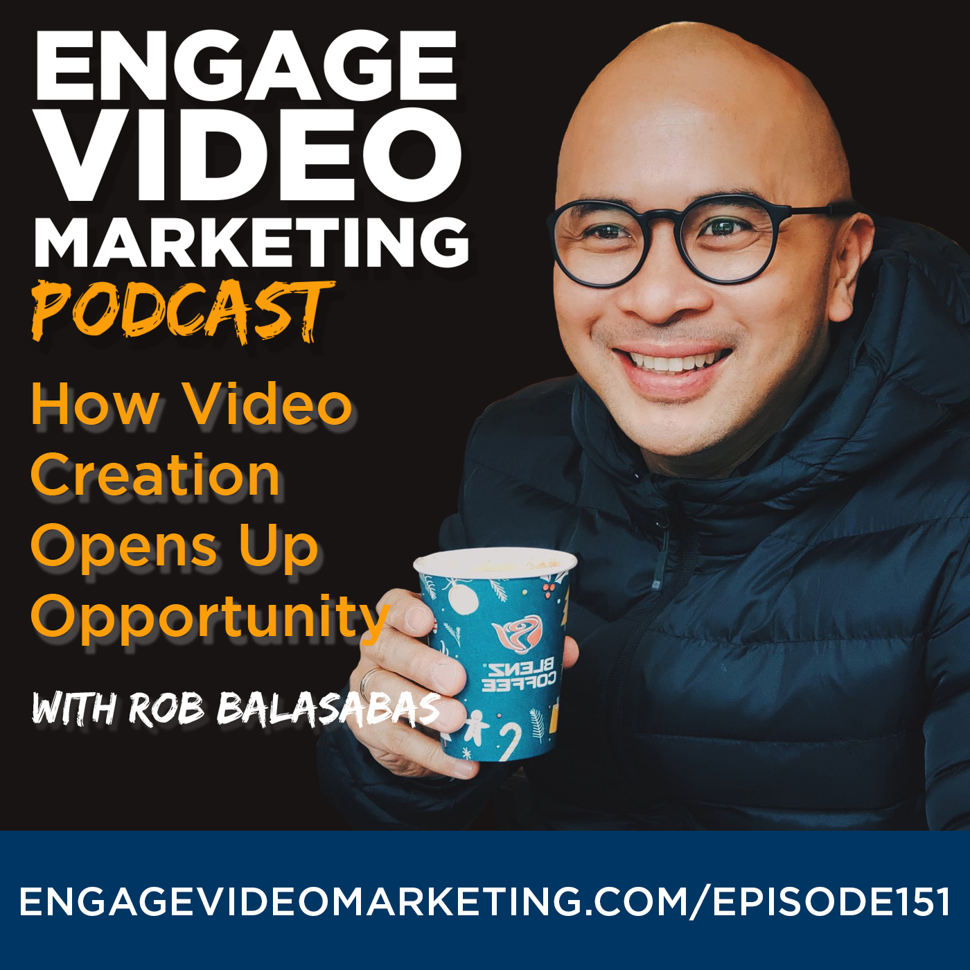 How Video Creation Opens Up Opportunity with Rob Balasabas