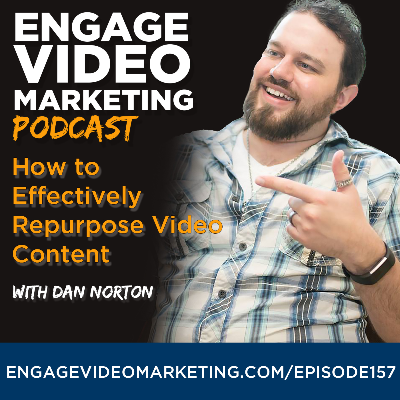 How to Effectively Repurpose Your Video Content with Dan Norton