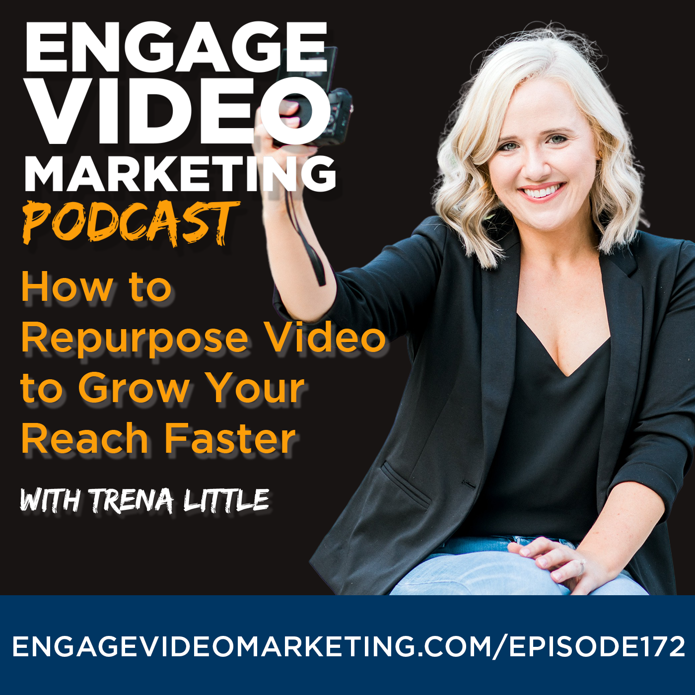 How to Repurpose Video to Grow Your Reach Faster with Trena Little