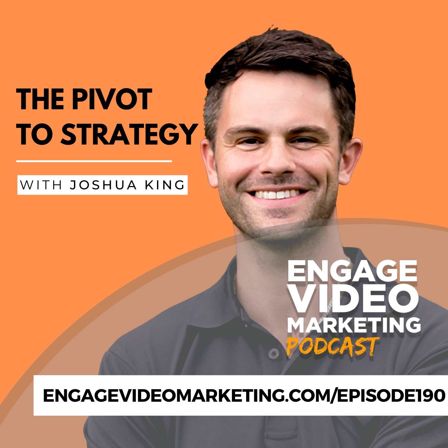 The Pivot to Strategy with Joshua King