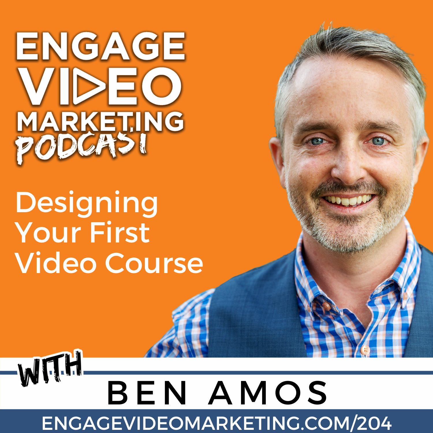 Designing Your First Video Course with Ben Amos