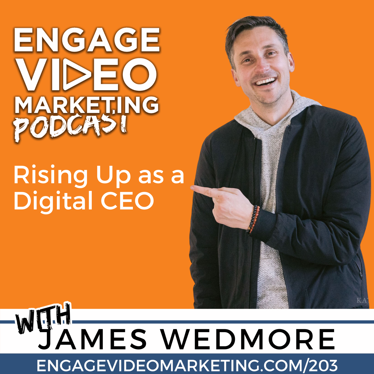 Rising Up as a Digital CEO with James Wedmore